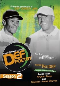 Russell Simmons Presents Def Poetry Season 2