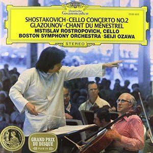 Hostakovich - Cello Concerto No.2