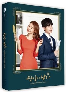 TOUCH YOUR HEART (Korean Drama Soundtrack) [Import]