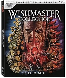 Wishmaster Collection (Vestron Video Collector's Series)