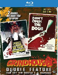Grindhouse Double Feature: Don't Look in the Basement /  Don't Open the Door
