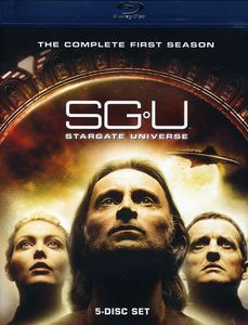SGU: Stargate Universe: The Complete First Season