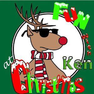 Fun with Ken at Christmas