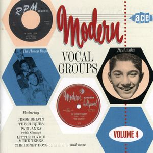 Modern Vocal Groups 4 /  Various [Import]