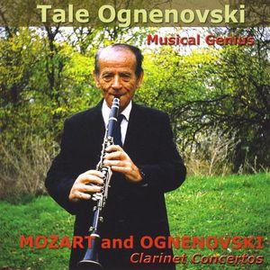 Mozart & Ognenovski Clarinet Concertos
