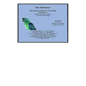 Whistler's Whistling Workout for Birds 3