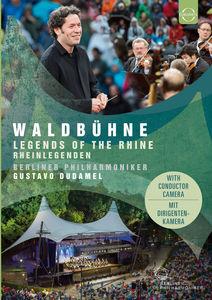 Berliner Philharmoniker - Waldbuehne 2017 - Open