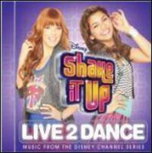 Shake It Up: Live 2 Dance [Import]