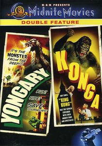 Yongary Monster From the Deep & Konga