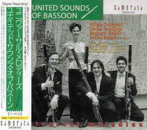 United Sounds of Bassoons /  Various
