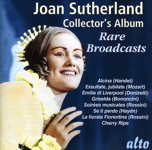 Joan Sutherland: Rare Broadcasts