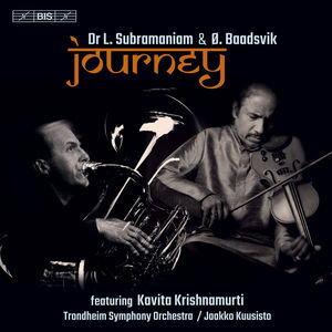 Journey /  Music for Indian Violin & Tuba