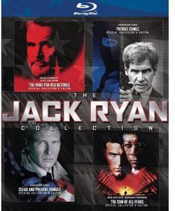 The Jack Ryan Collection