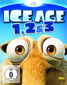 Ice Age Trilogie 1-3 [Import]