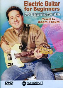 Electric Guitar for Beginners 2: Expanding Your