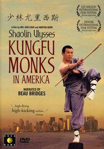 Shaolin Ulysses-Kungfu Monks