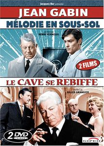Mélodie en Sous-Sol (Any Number Can Win) /  Le Cave Se Rebiffe (The Counterfeiters of Paris) (French) [Import]