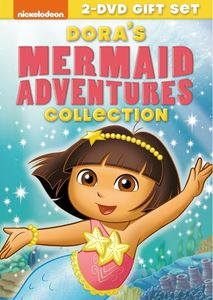 Dora the Explorer: Dora's Mermaid Adventures Coll