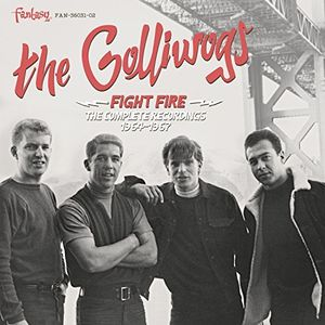Fight Fire: The Complete Recordings 1964-1967