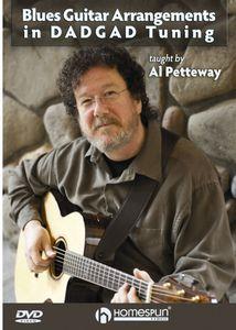 Blues Guitar Arrangements in Dadgad Tuning: Blues