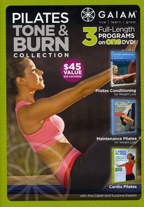 Pilates Tone and Burn Collection