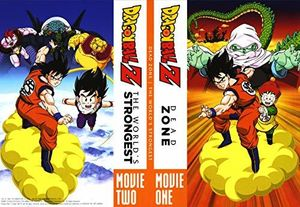 Dragon Ball Z: Dead Zone And The World's Strongest