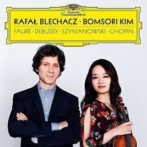 Debussy /  Faure /  Szymanowski /  Chopin