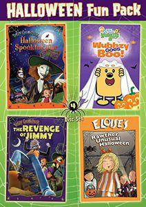 Kids Halloween 4-Pack