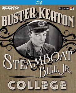 Steamboat Bill Jr. /  College