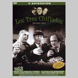 Vol. 2-Los Tres Chifladso [Import]