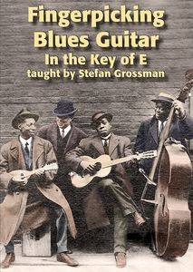 Fingerpicking Blues Guitar in the Key of E [Import]