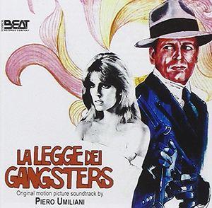 La Legge Dei Gangsters (Original Soundtrack) [Import]