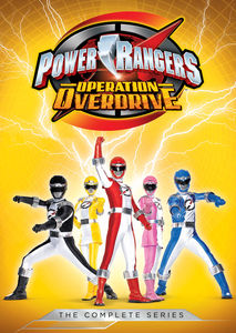 Power Rangers: Operation Overdrive: The Complete Series