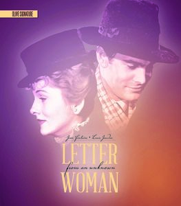 Letter From an Unknown Woman (Olive Signature) , Joan Fontaine