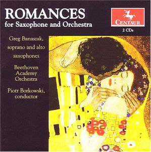 Romances for Saxophone & Orchestra