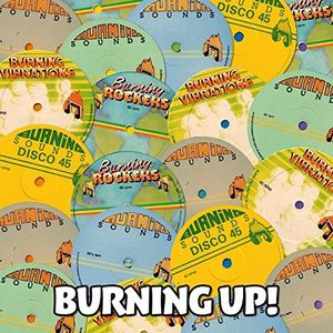 Burnin' Up /  Various Artists