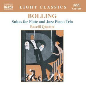 Suites for Flute & Jazz Piano Trio , 34/37 Jazz Ensemble