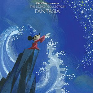 Fantasia: The Walt Disney Records Legacy Collection (4CD)