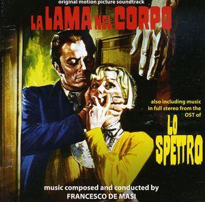La Lama Nel Corpo (The Murder Clinic) /  Lo Spettro (The Ghost) (Original Motion Picture Soundtracks)