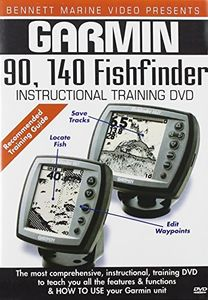 Garmin 140, 90 Fishfinders