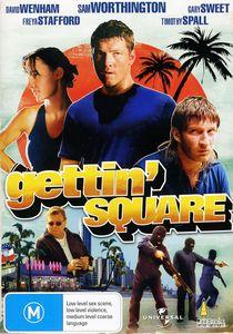 Gettin Square [Import]