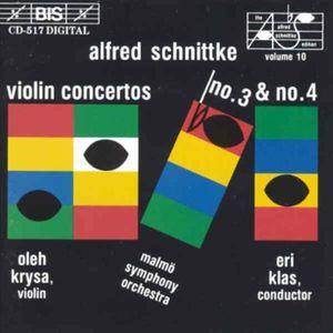 Violin Concertos 3 & 4