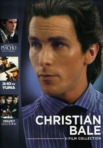 Christian Bale 3-Film Collection