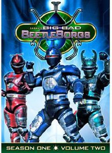 Big Bad Beetleborgs: Season One Volume 2