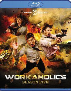 Workaholics: Season Five
