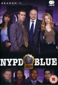 Nypd Blue-Season 11 [Import]