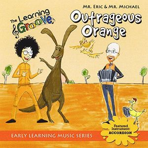 Outrageous Orange from Learning Groove