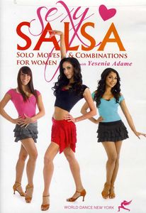 Sexy Salsa: Solo Moves for Women