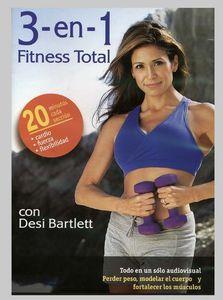 Fitness Total: Cardio Fuerza Flexibilidad [Import]