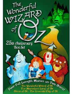 The Wonderful Wizard of Oz: 25th Anniversary Box Set